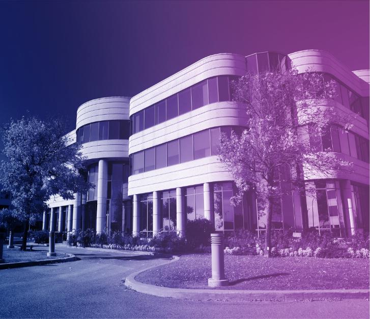 Implanting center medical building